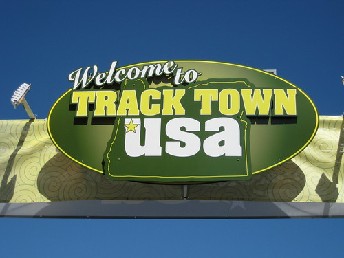 Track Town USA
