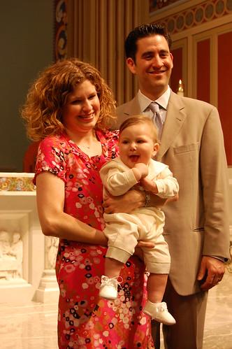 christening 159