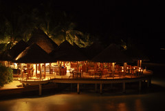 Baros Maldives Resort & Spa (fazze') Tags: night lowlight asia resorts maldives greatphoto baros saarc nikond80 fazze flickrphotoaward simplymaldives bestflickrphotography