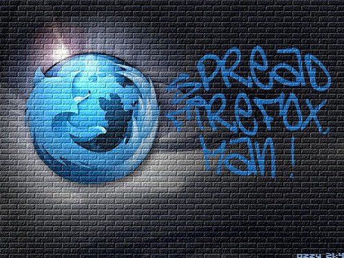 Firefox Wallpaper 9