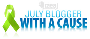 July 2008 Blogger with a Cause