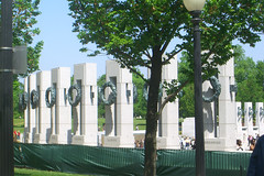 World War II Memorial (Northwest Rectangle, District of Columbia, United States) Photo