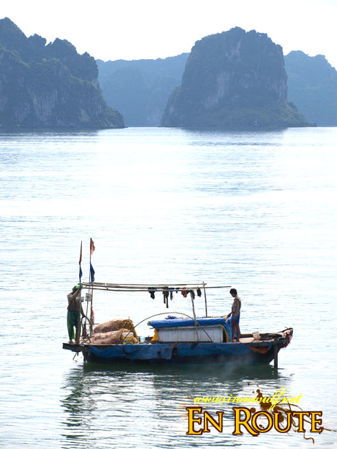 Ha Long Bay Fishermen