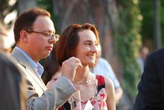 Mau e Julia alla festa del Triangolo