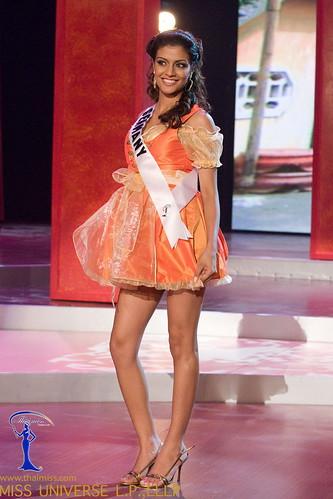 Traje Típico de Miss Alemania