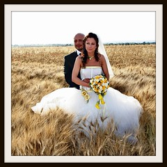 Matrimonio Marco e Valeria (MARCO_QUARANTOTTI) Tags: wedding italy married e marco valeria viterbo matrimonio tuscania sposa grano maremma sposo tuscia