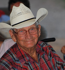 Old Cowboy (NatureNM) Tags: newmexico cookout oterocounty oldcowboy
