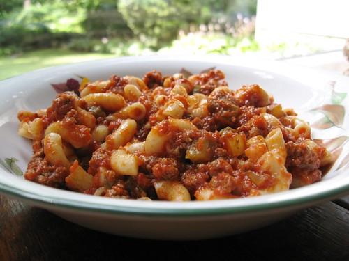 Beyond recipes a food and recipe blog something really american something really american my grandmas chili mac aka american chop suey forumfinder Image collections