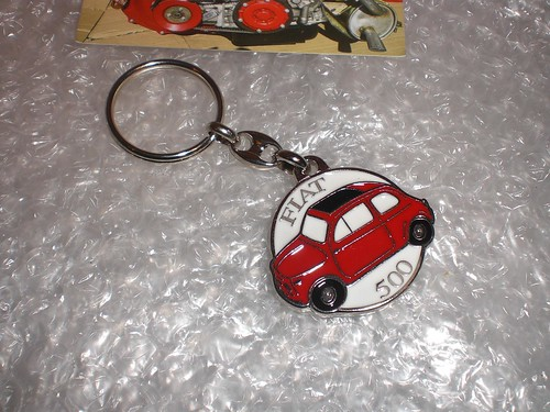 Fiat 500 Key Ring 047 A Photo On Flickriver