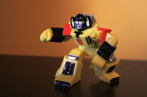 Robot Heroes G1 Sunstreaker