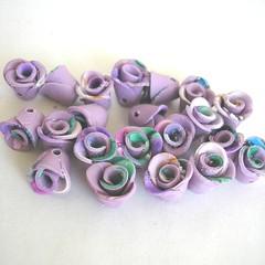 Scrap Roses