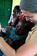 Goma IDP camp - Gulu
