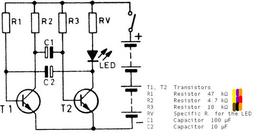 led wiring tutorial