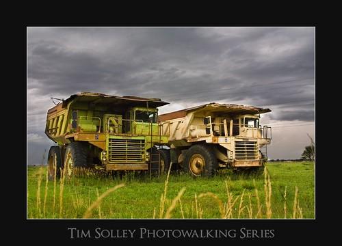 Tonka Trucks