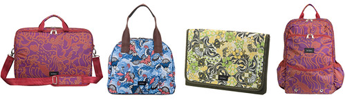 Lexie Barnes Fall Line of Laptop Bags and Totes
