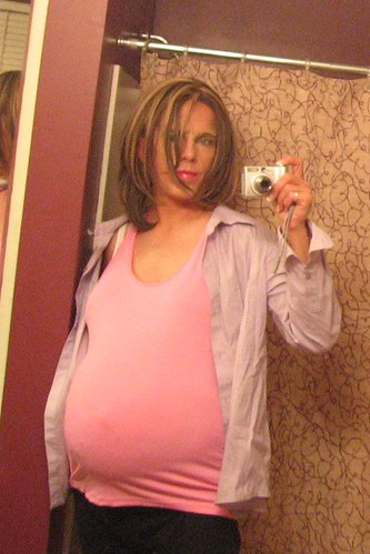 crossdressing pregnant