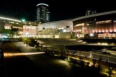 Night Mall (Ballet Lausanne) Tags: light night geotagged tokyo d300 lalaport toyosu lalaporttoyosu geo:lat=356554469 geo:lon=1397911969