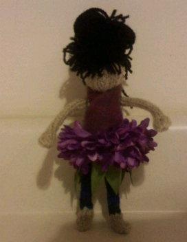 2008 Beijing Olympics inspired fiber fairy