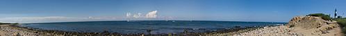 Montauk Lighthouse Panoramic