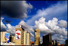 Cielo Caraqueo (Kevin Vsquez) Tags: plaza city sky edificios venezuela capital ciudad caracas cielo mole cemento distrito autopistas
