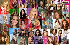 hannah montana collage (alexandriadelapaz) Tags: collage collages hannah monatana