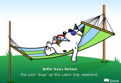 Dogpile Labor Day