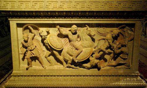 Sarcofago de Alejandro Original