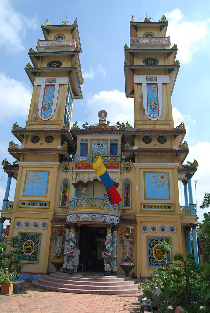 Templo Caodaísta