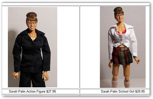 Sarah Palin Action Figures