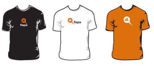 Camisetas de flapa.es