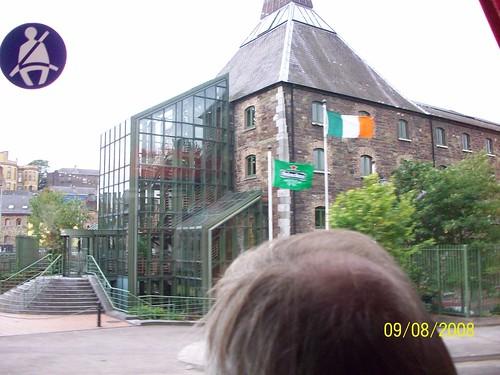 Ireland  Cork - Heineken brewery