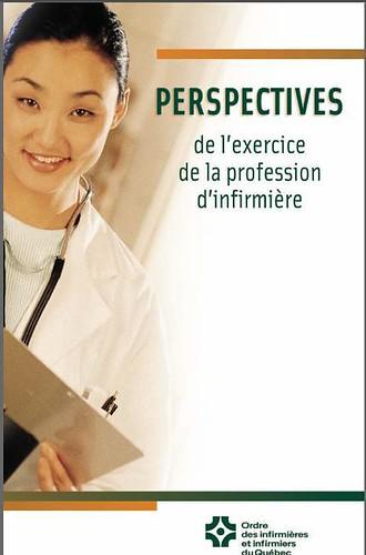 perspective de lexercice de la profession dinfirmière
