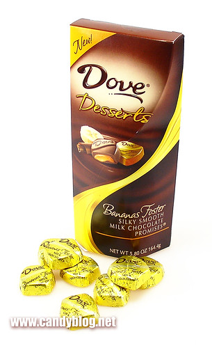 Dove Desserts Bananas Foster