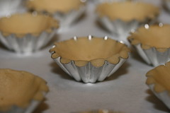 Making Tart Shells
