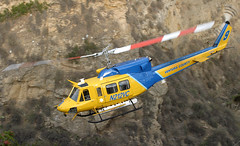 Ventura County Sheriff Air Squad 9 (Code20Photog) Tags: california county bell air 9 helicopter sheriff squad oaks ventura thousand 212 resuce hillcanyon