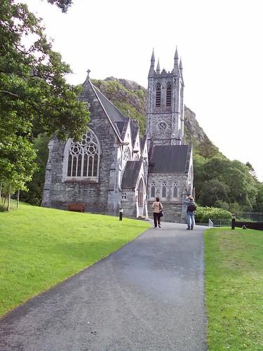 Ireland - Kylmore Abbey - Gothic Church