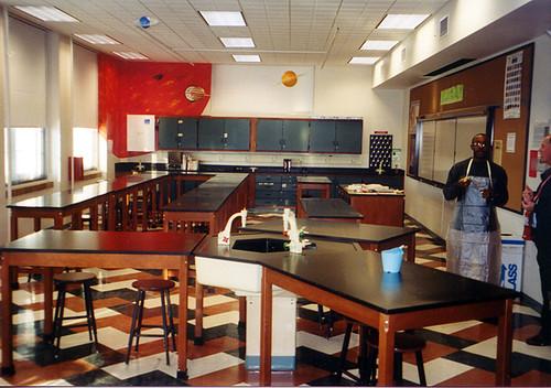 High School Science Classroom Design http   insideoutarch com normandy    High School Science Classroom