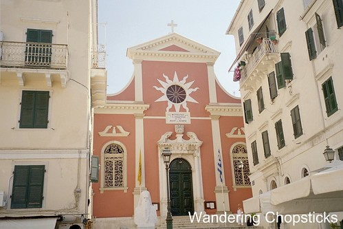 Agios Georgios, Corfu Town, and Vidos Island, Corfu  - Greece 19