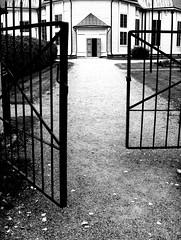 Open doors (FriaLOve) Tags: door bw church finland doors open ruovesi mywinners thebestpicturegallery frialove