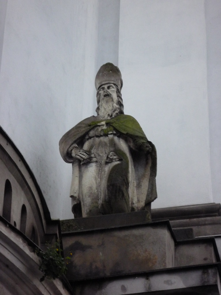 Armenian Catholic Statue