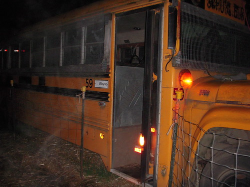 School Bus from Hell
