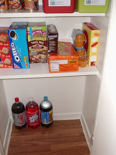 Pantry: After