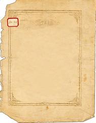 текстура бумаги