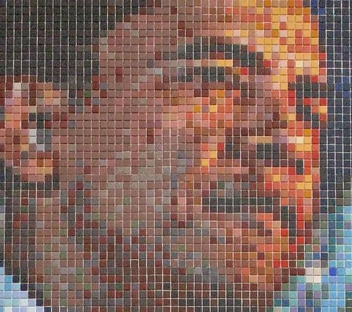 Obama Mosaic