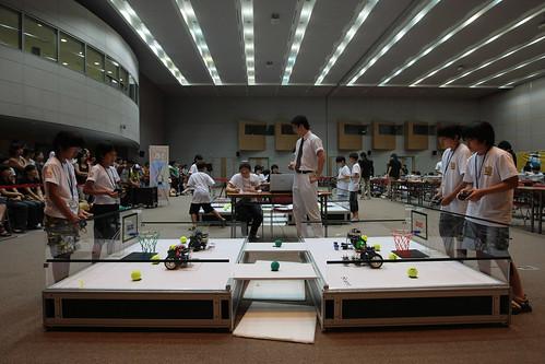 robot olympiad korea 2008