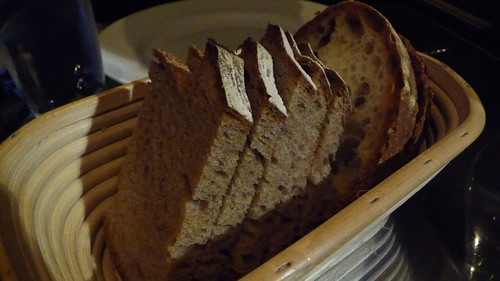 Bouchon Bakery bread at Ad Hoc