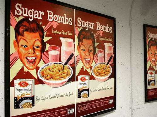 Campaña de publicidad viral de FallOut 3 en el metro de Washington [Publicidad]