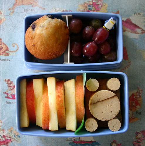 Preschooler Bento #90: October 21, 2008