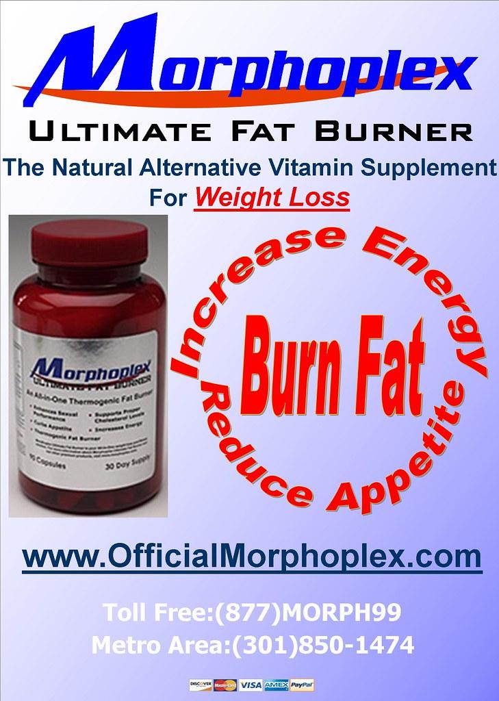 Morphoplex Ultimate Fat Burner