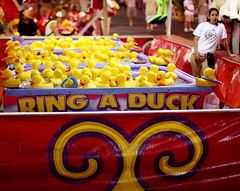 Ring a duck (kevin dooley) Tags: red arizona favorite game silly phoenix beautiful yellow night canon wow dark fun evening fairgrounds duck interesting fantastic october flickr pretty state very good f14 candid gorgeous awesome 14 award superior grand fair super noflash best ring plastic most winner stunning excellent prize much mm 50 avenue 2008 incredible breathtaking duckie exciting impossible costly phenomenal valleyofthesun fastlens 40d